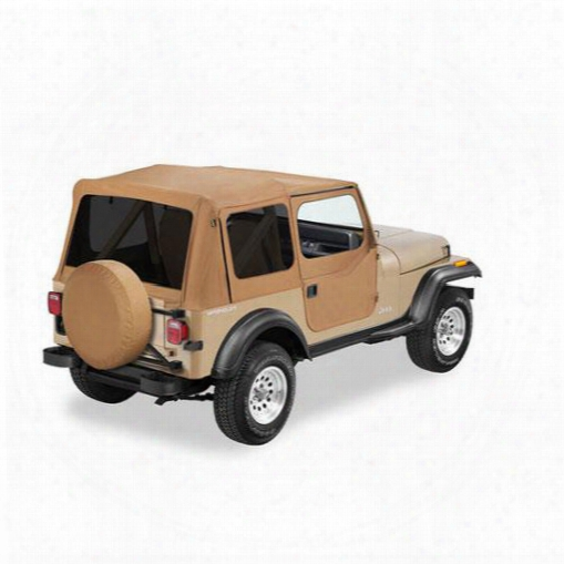 Bestop Replace-a-top With Tinted Windows In Spice 51123-37 Soft Tops