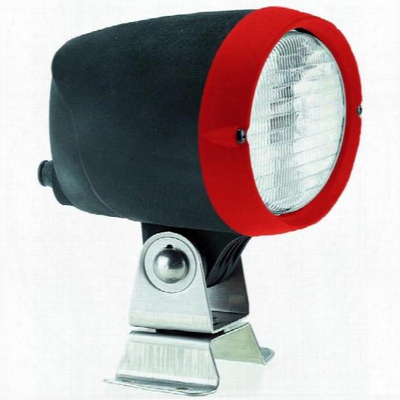 Hella Hella Oval 100 Xenon Work Lamp - 996161541 996161541 Work Lamp
