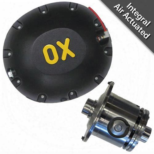 Ox Locker Ox Locker Chrysler 8.25 Inch 27 Spline Air Selectable Locker - C825-273-27-air C825-273-27-air Differentials