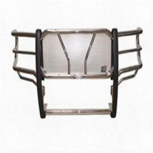 Westin Westin Hdx Winch Mount Grille Guard (polished) - 57-92500 57-92500 Grille Guards