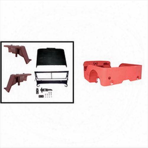 Omix-ada Omix-ada Gpw Steel Body Kit - 12001.04 12001.04 Body Tub Kits