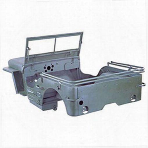 Omix-ada Omix-ada Standard Mb Steel Body Kit - 12001.02 12001.02 Body Tub Kits