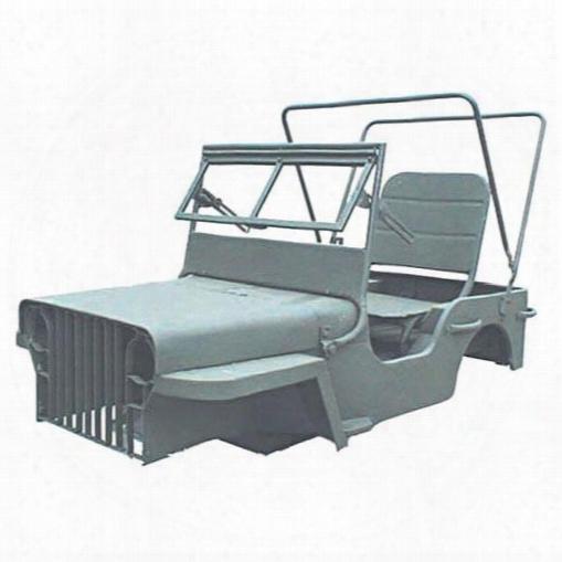 Omix-ada Omix-ada Willys Mini Mb Body Kit - 12001.01 12001.01 Body Tub Kits