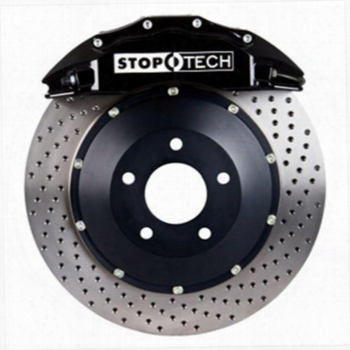 Power Slot Power Slot Stoptech Big Brake Kit (black) - 83.332.6800.52 83.332.6800.52 Disc Brake Calipers, Pads And Rotor Kits