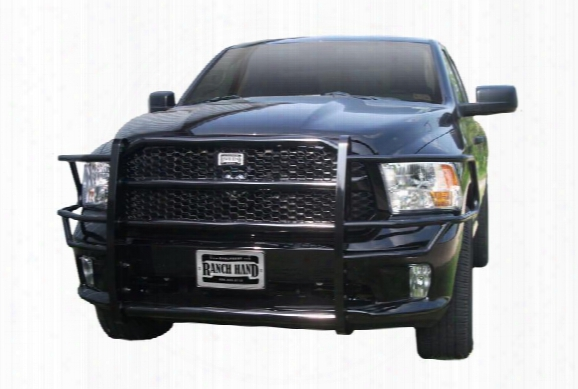Ranch Hand Ranch Hand Legend Series Grille Guard (black) - Ggd09hbl1 Ggd09hbl1 Grille Guards