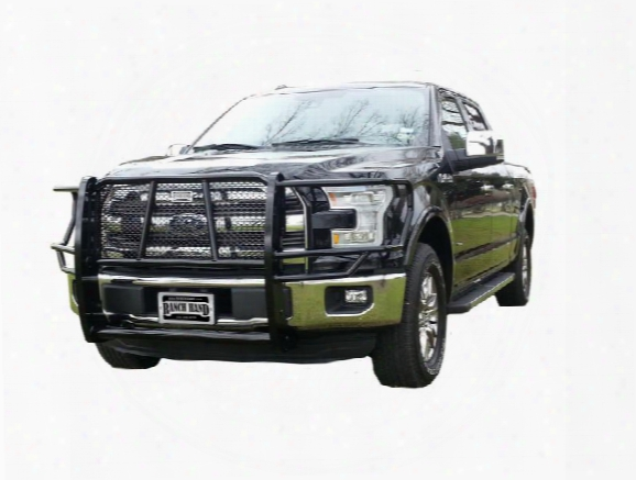 Ranch Hand Ranch Hand Legend Series Grille Guard (black) - Ggf15hbl1 Ggf15hbl1 Grille Guards