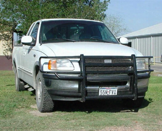 Ranch Hand Ranch Hand Legend Series Grille Guard (black) - Ggf972bl1 Ggf972bl1 Grille Guards