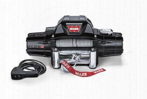 Warn Warn Zeon 8 Recovery Winch - 88980 88980 8,000 To 10,500 Lbs. Electric Winches