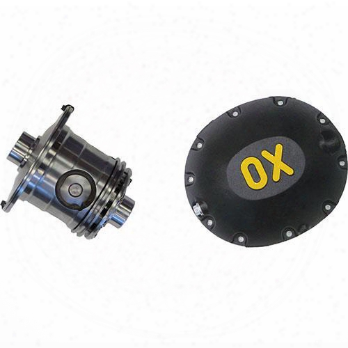 Ox Locker Ox Locker Chrysler 8.25 Inch 27 Spline Selectable Locker - C825-273-27 C825-273-27 Differentials