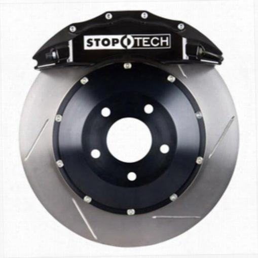 Power Slot Power Slot Stoptech Big Brake Kit (black) - 83.488.6800.51 83.488.6800.5 Disc Brake Calipers, Pads And Rotor Kits