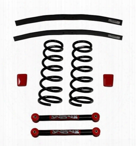 1995 Dodge Ram 2500 Skyjacker Suspension Lift Kit W/shock