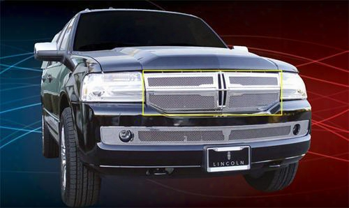 2008 Gmc Yukon T-rex Grilles Upper Class; Mesh Grille Assembly
