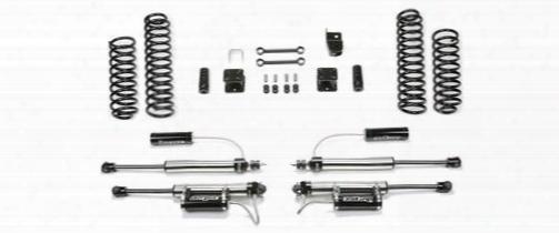 "2010 Jeep Wrangler (jk) Fabtech 3"" Sport System With Dirt Logic Resi Shocks"