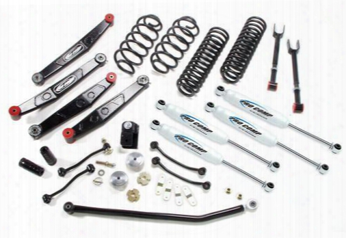 2010 Jeep Wrangler (jk) Pro Comp Suspension Stage Ii Lift Kit With Pro Runner Shocks