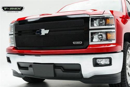 2014 Chevrolet Silverado 1500 T-rex Grilles Upper Class; Mesh Grille