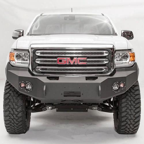 2015 Gmc Canyon Fab Fours Premium Front Winch Bumper - No Guard