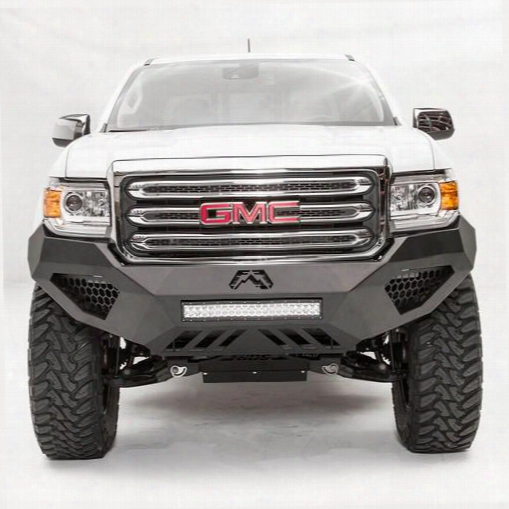 2015 Gmc Canyon Fab Fours Vengeance Series Front Bumper - No Guard