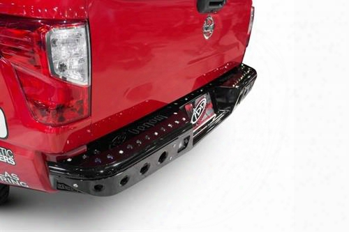 2016 Nissan Titan Addictive Desert Designs Venom Rear Bumper