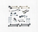 2002 JEEP WRANGLER (TJ) Currie 4 Inch Johnny Joint Lift Kit