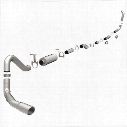2005 FORD F-350 SUPER DUTY MagnaFlow Exhaust XL Series Turbo Back Diesel Exhaust System