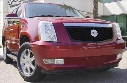2007 CADILLAC ESCALADE ESV T-Rex Grilles Upper Class; Mesh Grille Insert
