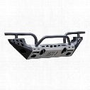 2010 JEEP WRANGLER (JK) Aries Offroad ARIES Offroad Modular Aluminum Front Bumper Kit (Bare) - 2071022