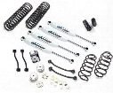 2010 JEEP WRANGLER (JK) Pro Comp Suspension 4 Inch Stage I Lift Kit with ES9000 Shocks
