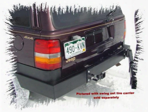 Tomken Machine Tomken Machine Rear Bumper With 2 Inch Receiver (black) - Tmr-0732-b Tmr-0732-b Rear Bumpers