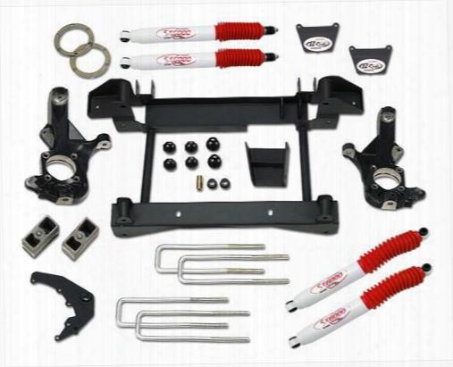 2001 Chevrolet Silverado 3500 Tuff Country Lift Kit W/shock