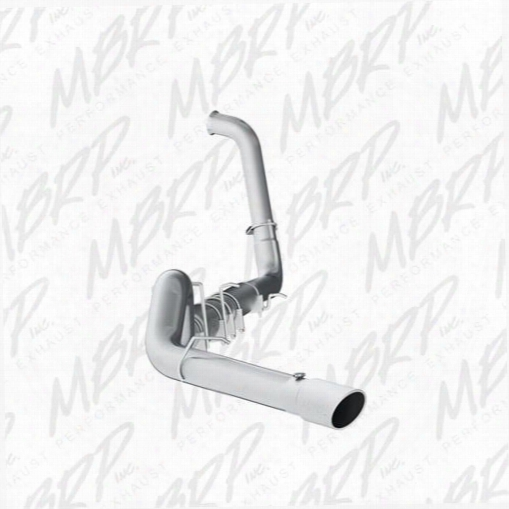 2005 Ford F-350 Super Duty Mbrp Xp Series Turbo Back Exhaust System