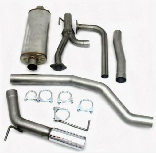 2006 Nissan Titan Jba Headers Performance Exhaust System