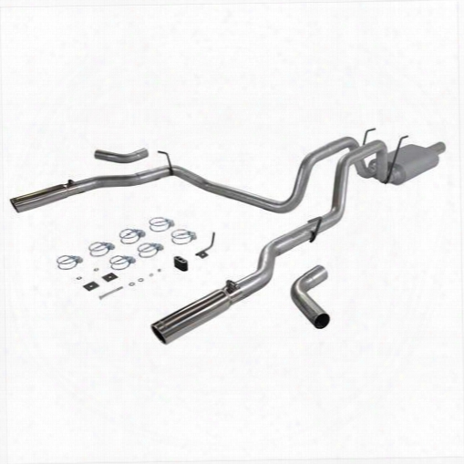 2008 Dodge Ram 1500 Flowmaster Exhaust American Thunder Exhaust System