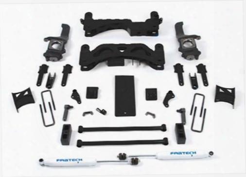 2009 Toyota Tundra Fabtech 6inch Basic Lift Kit W/rear Performance Shocks