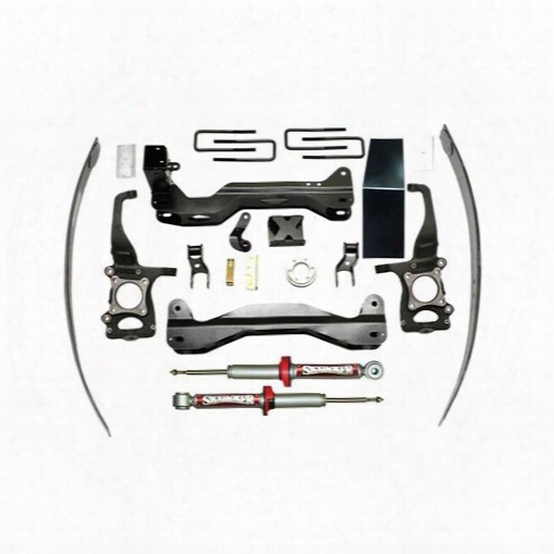 2012 Ford F-150 Skyjacker Suspension Lift Kit W/shock