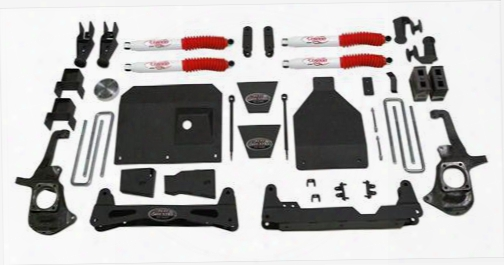 2012 Gmc Sierra 3500 Hd Tuff Country Lift Kit W/shock