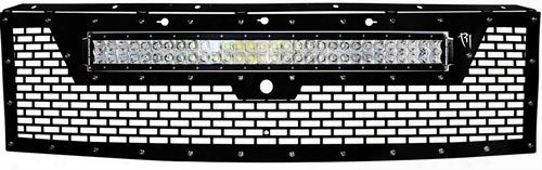 2013 Ford F-150 Rigid Industries Led Grille