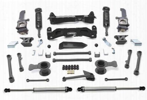 2013 Toyota Fj Cruiser Fabtech 6 Inch Performance Lift Kit W/front Dirt Logic Ss 2.5 Coilovers & Rear Dirt Logic Ss Shocks