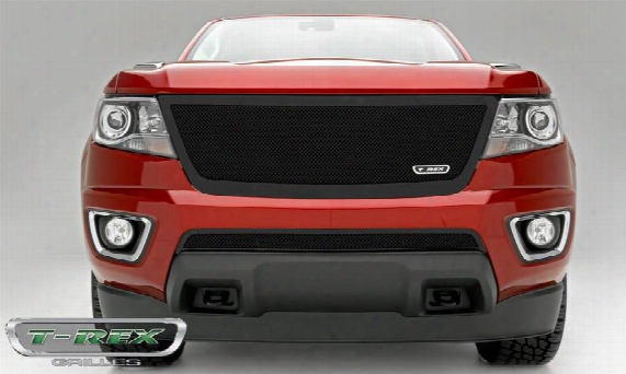 2015 Chevrolet Colorado T-rex Grilles Upper Class Series Mesh Grille