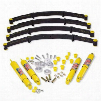 Arb 4x4 Accessories Arb 2.5 Inch Lift Kit (heavy-load) - 8795ht 8795ht Complete Suspension Systems And Lift Kits