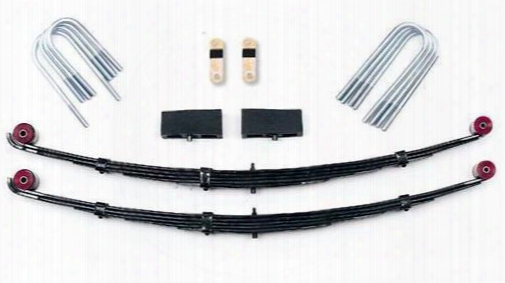 Genuine Packages 4 Inch Lift Kit With Es3000 Shocks - Gm5-p3 Gm5-p3 Complete Suspension Systems And Lift Kits