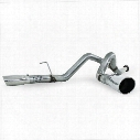 2012 FORD F-450 SUPER DUTY MBRP XP Series Cool Duals Filter Back Exhaust System