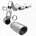 MagnaFlow Exhaust MagnaFlow XL Series Cat-Back Diesel Exhaust System - 16956 16956 Exhaust System Kits