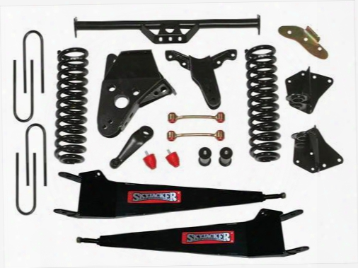 1988 Ford Ranger Skyjacker 4 Inch Class 2 Lift Kit