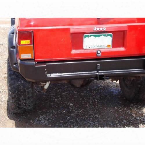 1998 Jeep Cherokee (xj) Mountain Off Road Enterprises Rockproof Rear Bumper, Bare Steel
