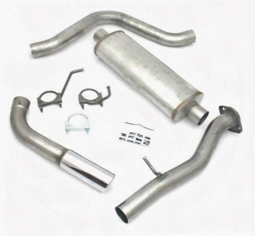 2002 Chevrolet Silverado 1500 Jba Headers Performance Exhaust System
