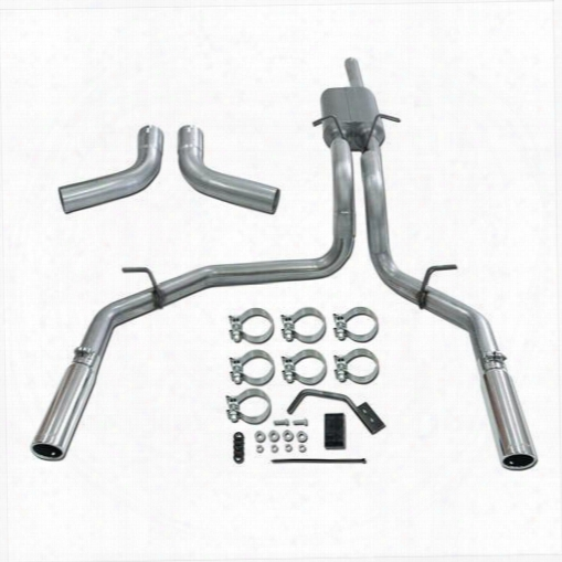 2003 Ford F-150 Flowmaster Exhaust Force Ii Cat Back System