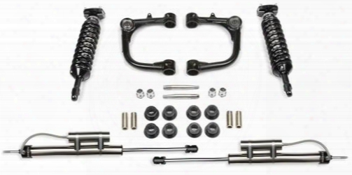 2007 Toyota Fj Cruiser Fabtech 3 Inch Lift Kit W/ Front Dirt Logic Ss 2.5 Coilovers & Rear Dirt Logic Ss Resi Shocks