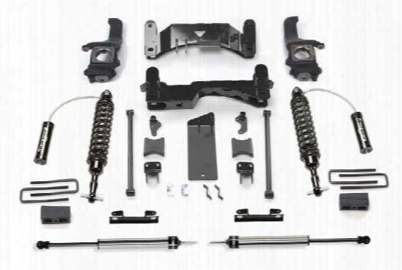 2009 Toyota Tundra Fabtech 6 Inch Performance Lift Kid W/dirt Logic Ss 2.5 Coilovers