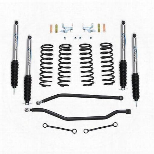 2010 Jeep Wrangler (jk) Pro Comp Suspension 3.5 Inch Lift Kit With Pro Runner Shocks