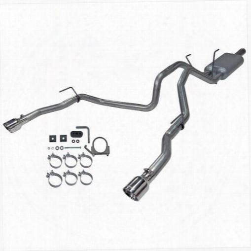 2011 Dodge 1500 Flowmaster Exhaust American Thunder Exhaust System